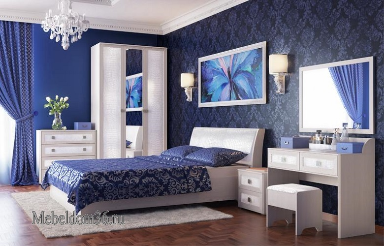 Спальня Мона