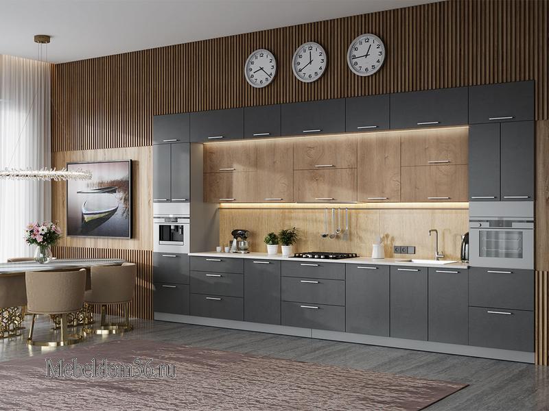 Кухня Дакар 1 (МебельДрев)