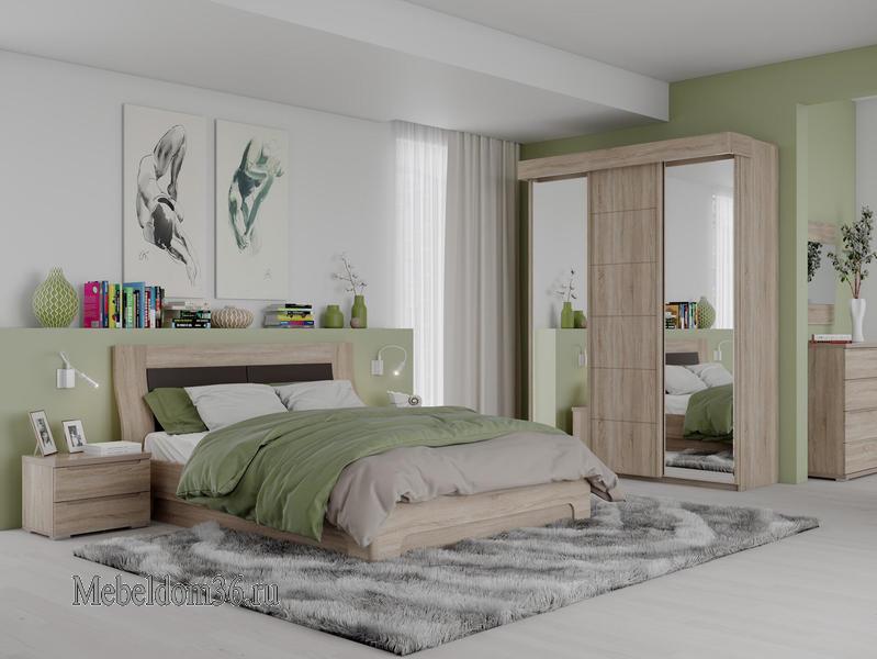 Спальня Пэшн 2