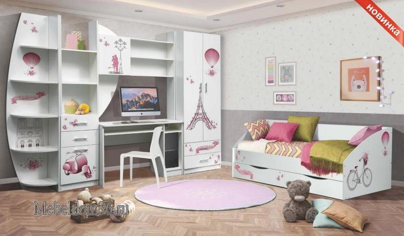 Детская Лего Париж