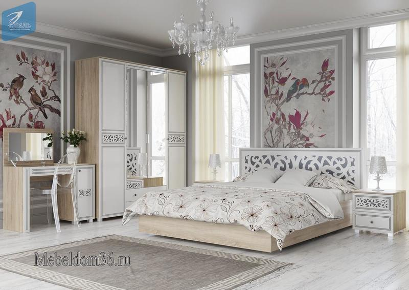 Спальня Мадлен (МК Стиль)
