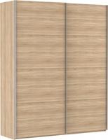 Шкаф-купе Эста 2-х дверный, двери ДСП