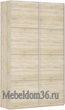 Шкаф-купе Прайм 2-х дверный