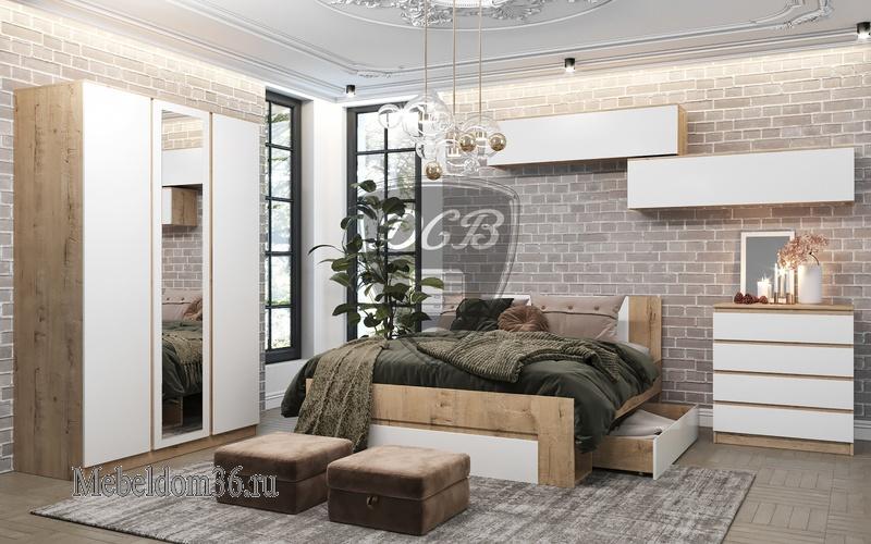 Спальня Марли