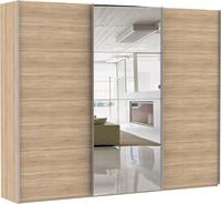 Шкаф-купе Эста 3-х дверный 4 зеркала
