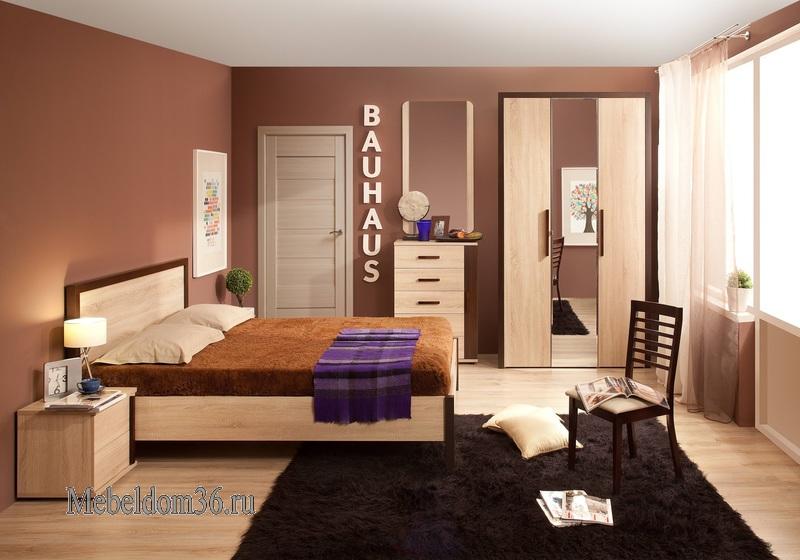 Спальня Bauhaus (Баухаус)