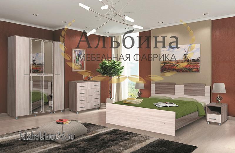 Спальня Арсения