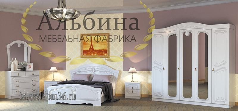 Спальня Джессика