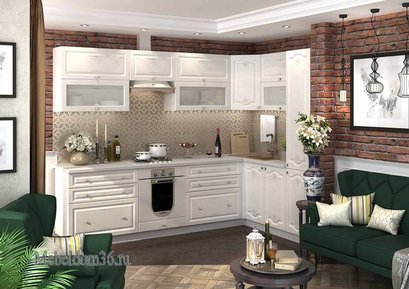 Кухня Шарлиз