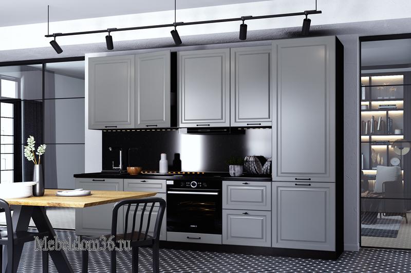 Кухня Ницца Royal Blanco Magnum