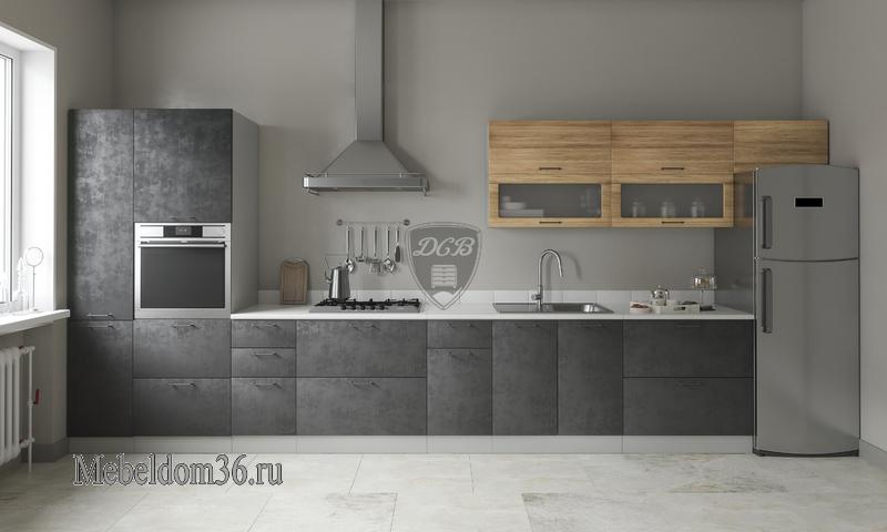 Кухня Лофт ДСВ