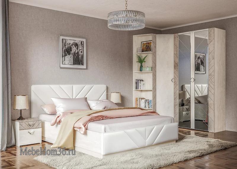 Спальня Амели Моби