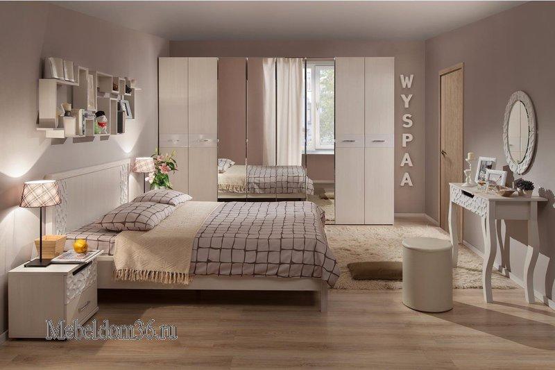 Спальня Wyspaa
