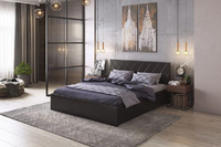Кровать 1,6 Ника