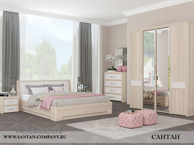 Спальня Камелия Matrix 1