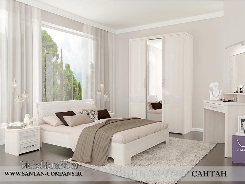 Спальня Камелия Matrix 2