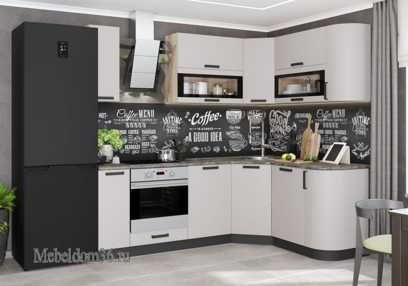 Кухня Контемп вариант 1
