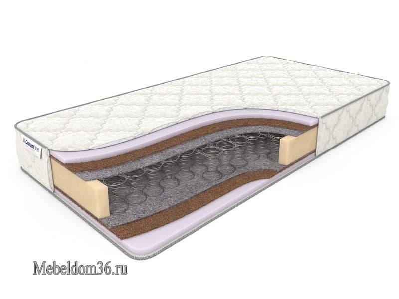 Матрас Eco Foam Hard Bonnel