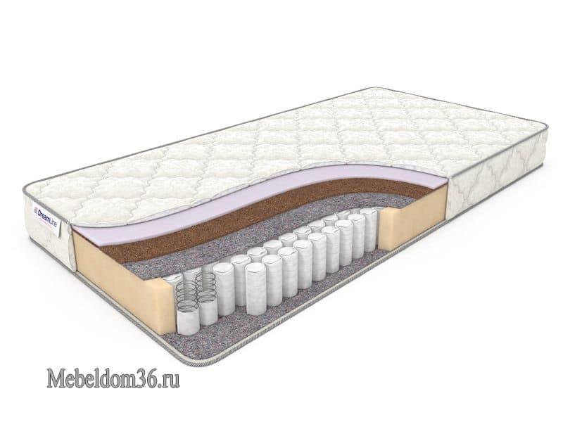 Матрас Single Foam Hard TFK