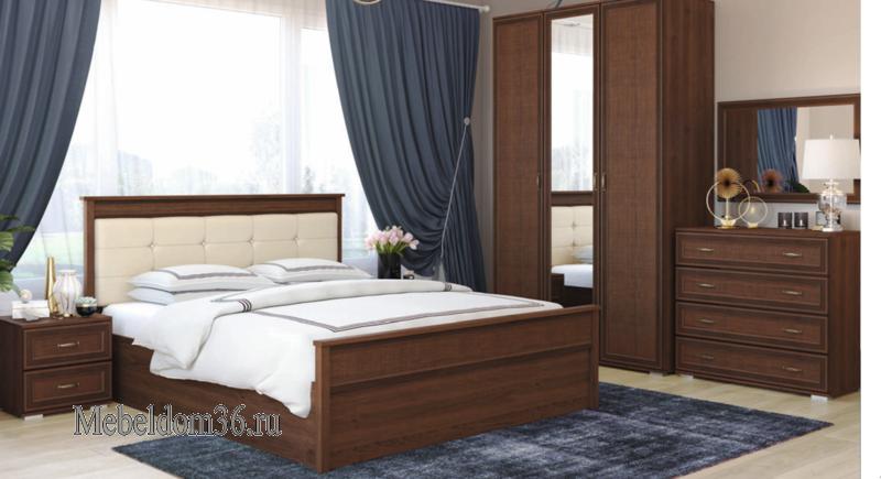 Спальня Ливорно вариант 1